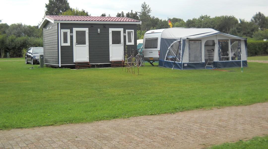 camping zwarte schaar