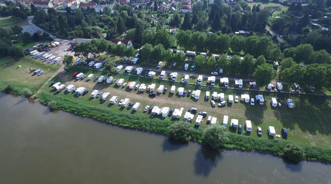 Campingplatz Hameln An Der Weser Camping Info