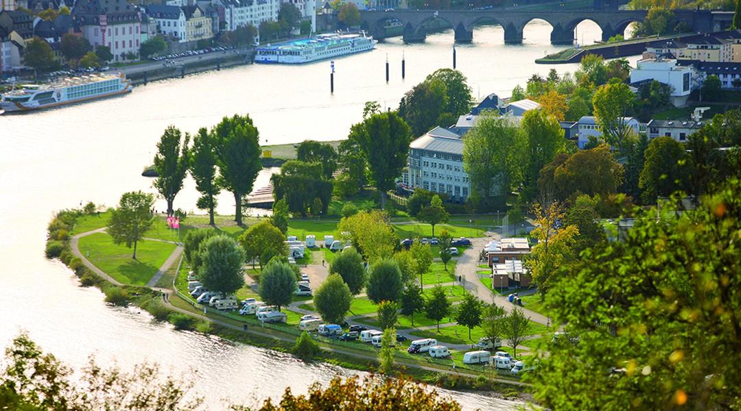 Knaus Campingpark Rhein Mosel Koblenz Camping Info