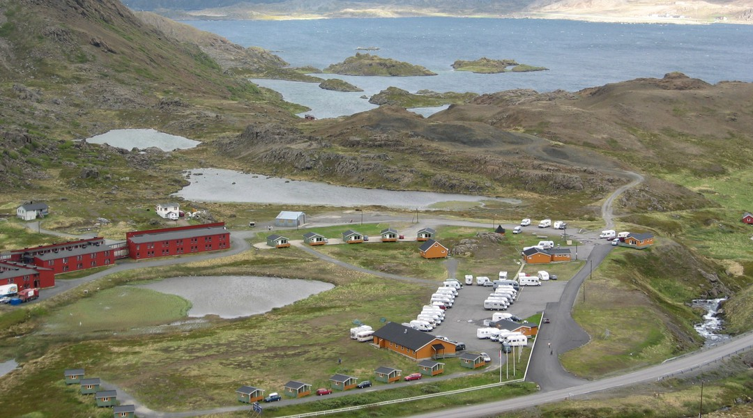 Nordkapp Camping Camping Info