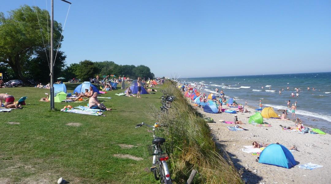 Rosenfelder Strand Ostsee Camping Camping Info