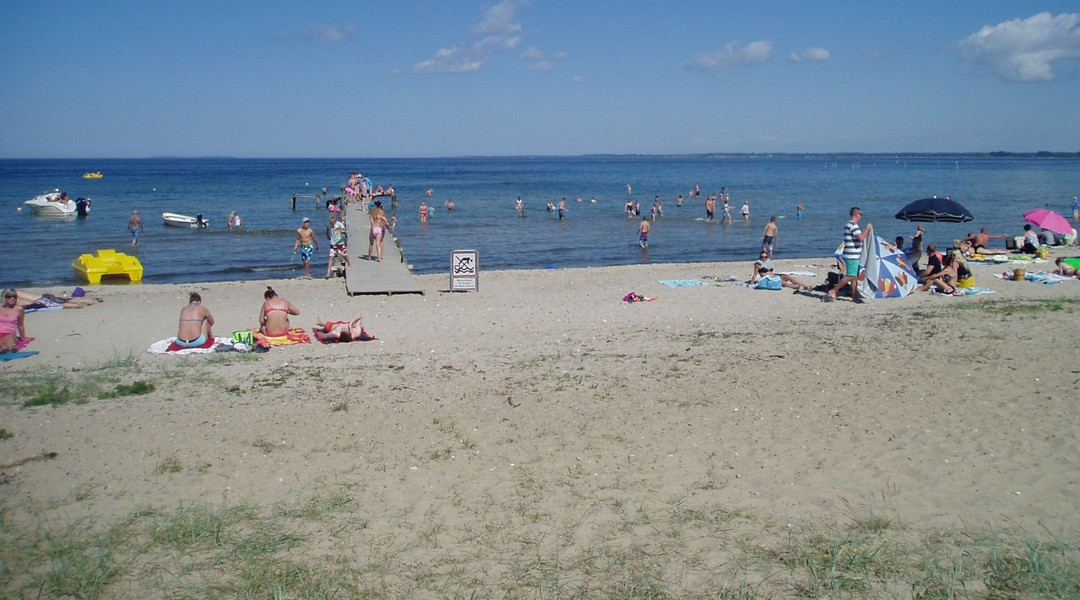 Vejlby Fed Strand Camping Camping Info
